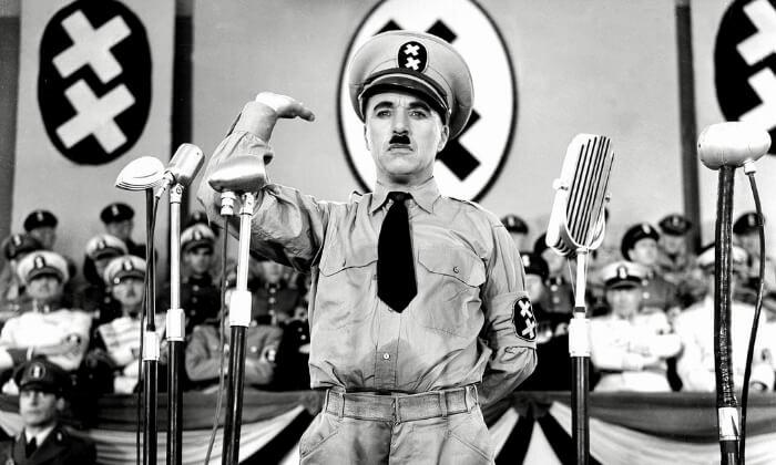 Klasyka amerykańskich komedii - Dyktator