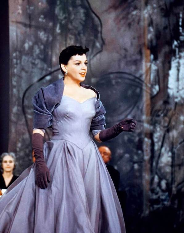 Judy Garland wNarodzinach gwiazdy