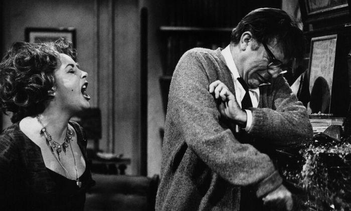 Kto się boi wirginii woolf - stare filmy omiłości nawalentyki