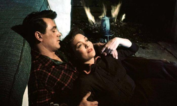 Stare klasyczne filmy omiłości - Wszystko, naco niebo zezwala