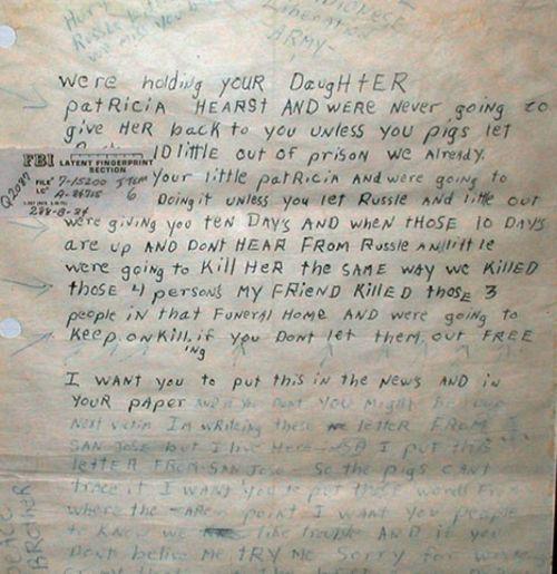 List odporywaczy Patty