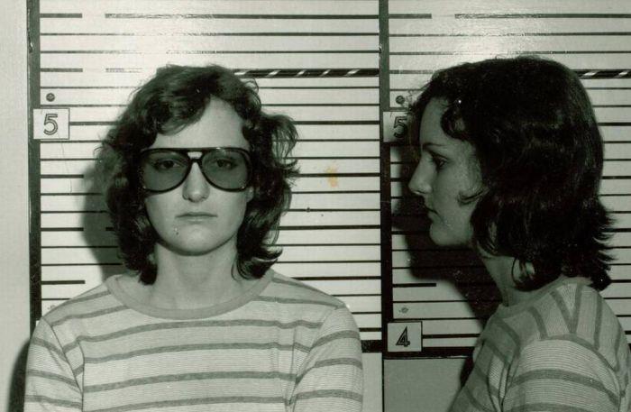 Patty Hearst aresztowana