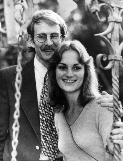 Patty Hearst i Steven Weed