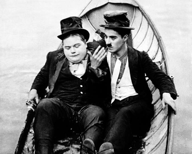 Roscoe iCharlie Chaplin