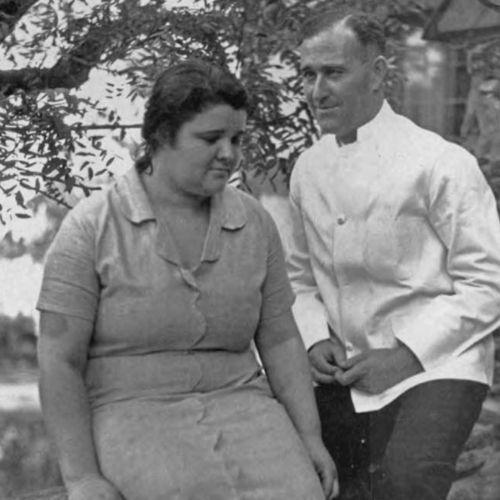 Winfred iJohn Carmichael - gosposia ilokaj Berna