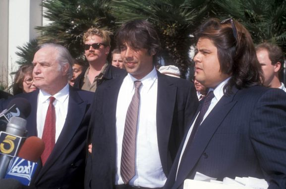 Christian iMarlon Brando, rok 1991