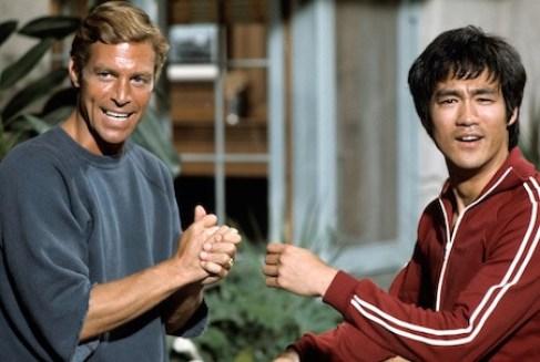 "Bruce iJames Franciscus naplanie serialu ""Longstreet"""