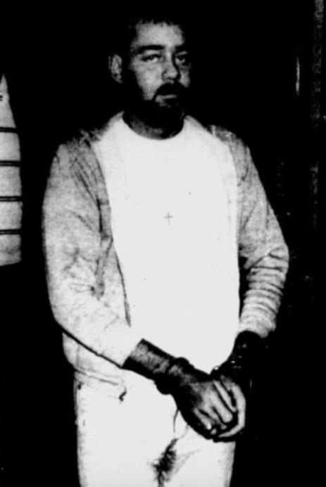 Paul Bateson zatrzymany