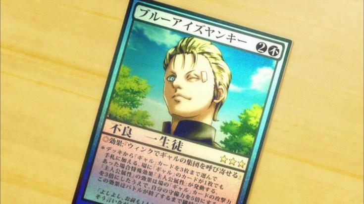 Kartu Danshikou☆Taisen milik Hanako