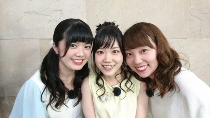 Dari Kiri: Rika Nagae, Hina Kino, Konomi Kohara @asobiasobase_a