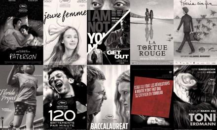 Top 10 : 2017 au grand écran