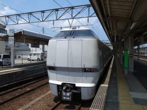 特急きのさき287系