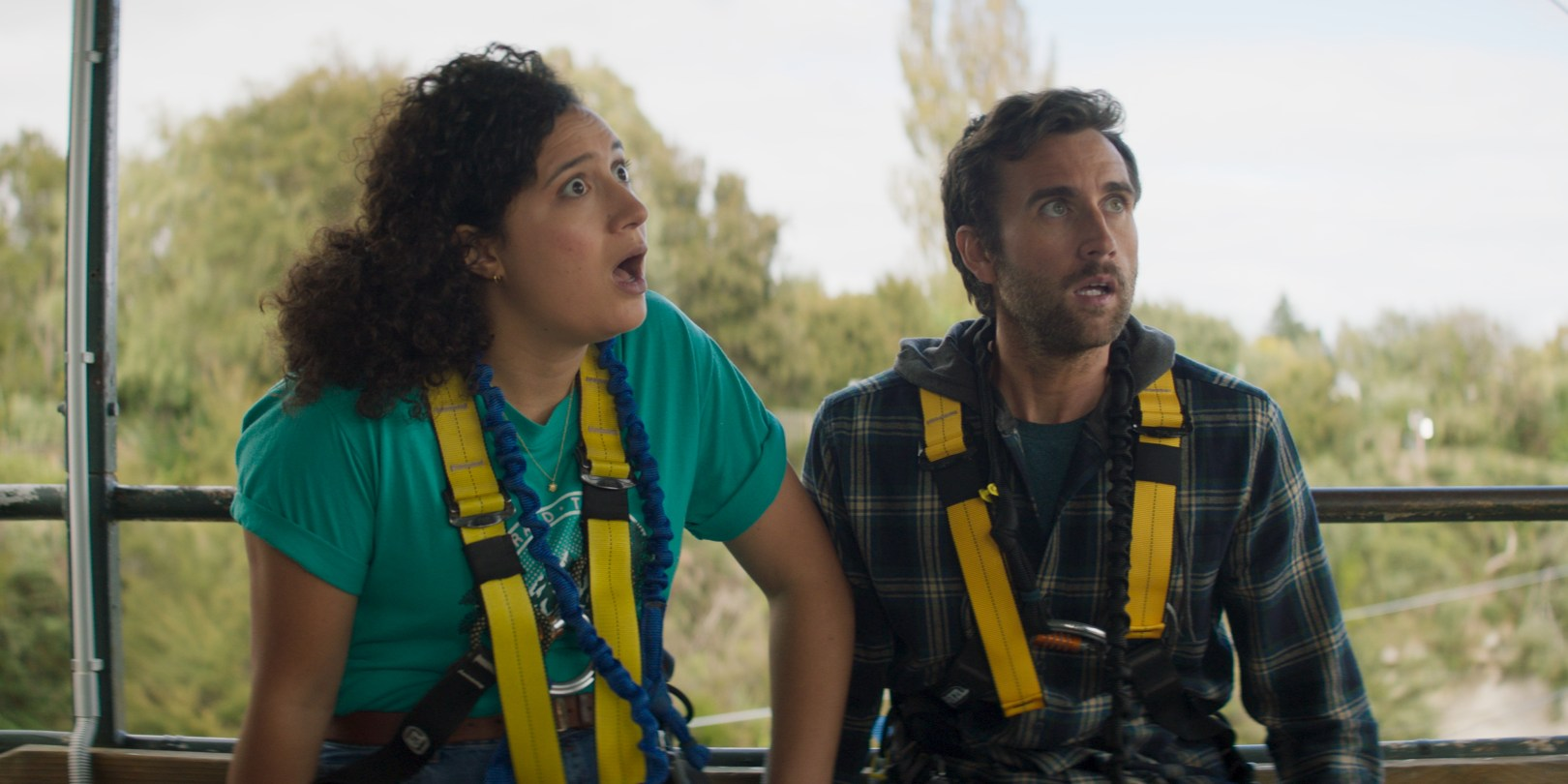Baby Done Film Rose Matafeo and Matthew Lewis