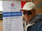 Dr. ALan Taylor, the Professor
