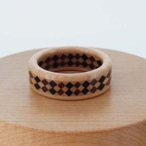木の指輪 アリス
