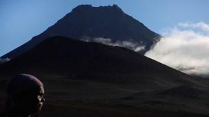 pakinita volcano