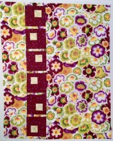 Moondance Quilt Top in Philip Jacobs, Martha Negley and Brandon Mably by Ruth Bass