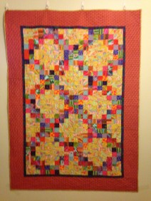 Lexington Quilt Kit by Selma Hawk