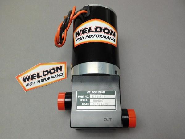 Weldon Pump - Year of Clean Water