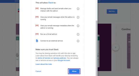 add gmail addon 4 2