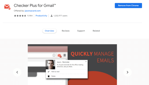 checker plus for gmail 1
