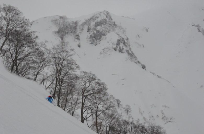 LEVEL-3 谷川岳バックカントリーツアー