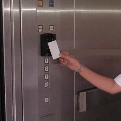Cabinet Door Diagram Wireless Router Wiring Bioart Elevator Access Control - Kintronics