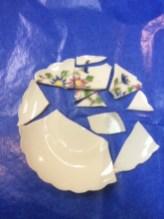 小さな皿1