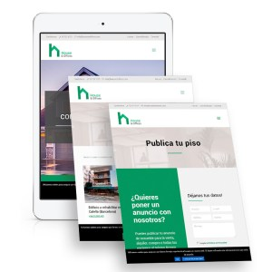 Web Responsive - House and Offices