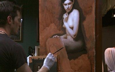 Élő Festőművészek 2. Adrian Gottlieb