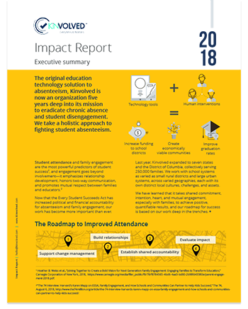 Impact Report Executive Summary