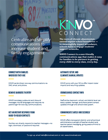 KiNVO Connect
