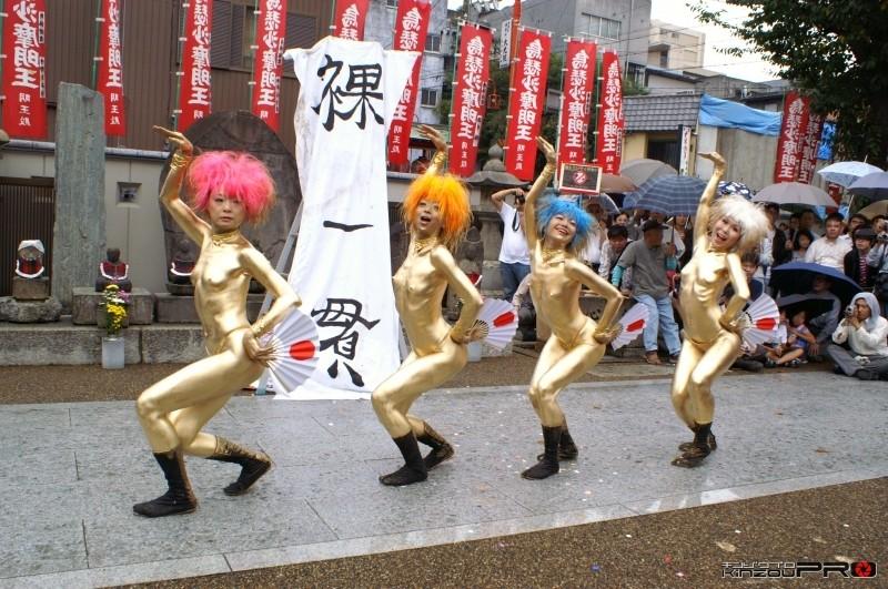 文字通り?裸一貫のささらほうさらさん名古屋公演