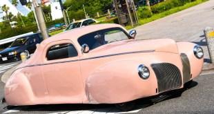癒し系改造車!1940マーキュリー、40MercのフルカスタムホットロッドBlog 1