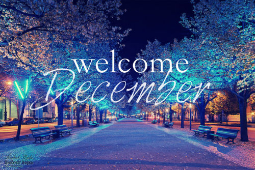 December Is Here Never Ending Wanderlust