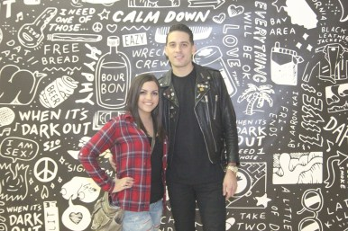 G eazy meet and greet hits 999fm g eazy meet and greet m4hsunfo