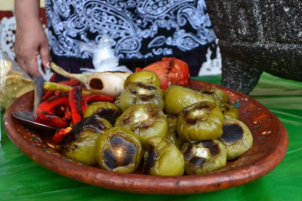 Concurso de salsas de molcajete Temaca 2017