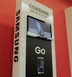 samsung partners with iqmetrix to deliver endless aisle kiosk business wire [ 1617 x 909 Pixel ]