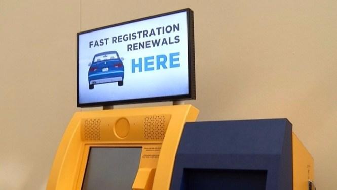 Arapahoe County DMV Kiosk