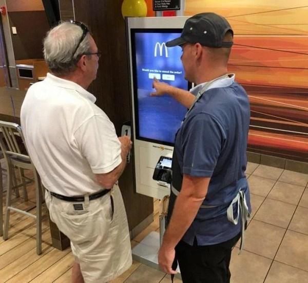 Fall River McDonald's among first to get kiosk service
