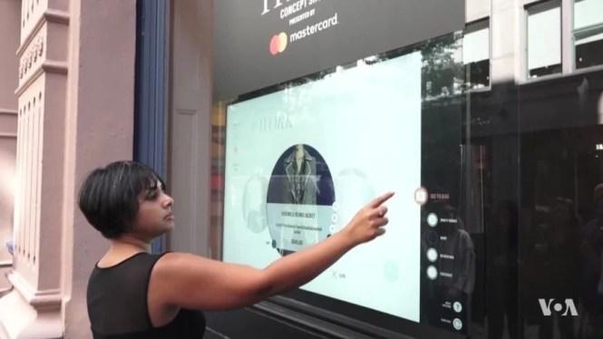 Pop-Up Shop Goes Digital