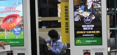 Self-Serve Kiosks Boost Sales