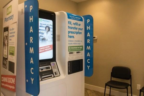 Patient Medication Kiosks