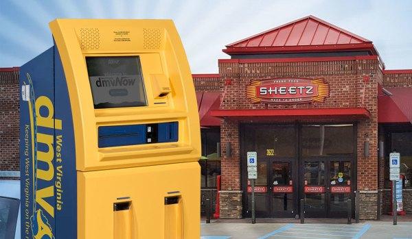 C-Store Kiosks