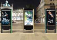 peerless-av kiosk