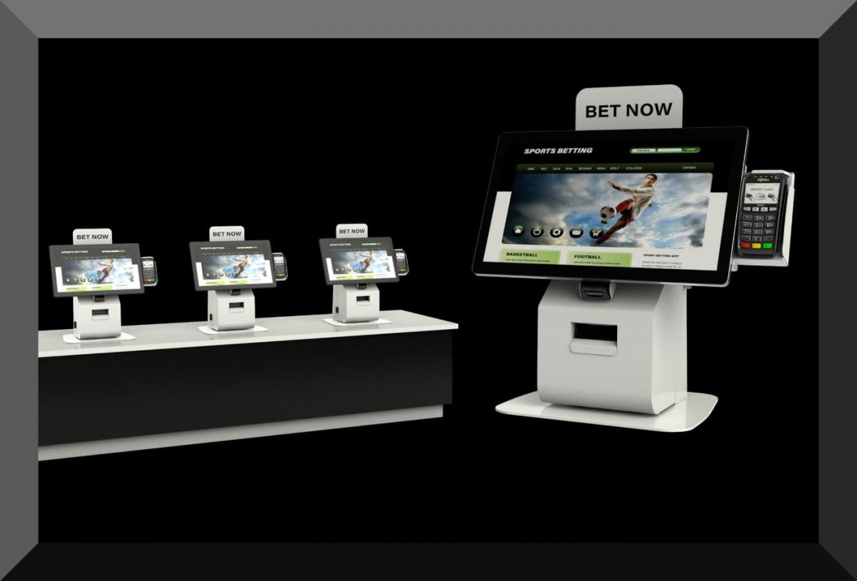 Sports Betting Kiosks: The Future of Sports Wagering