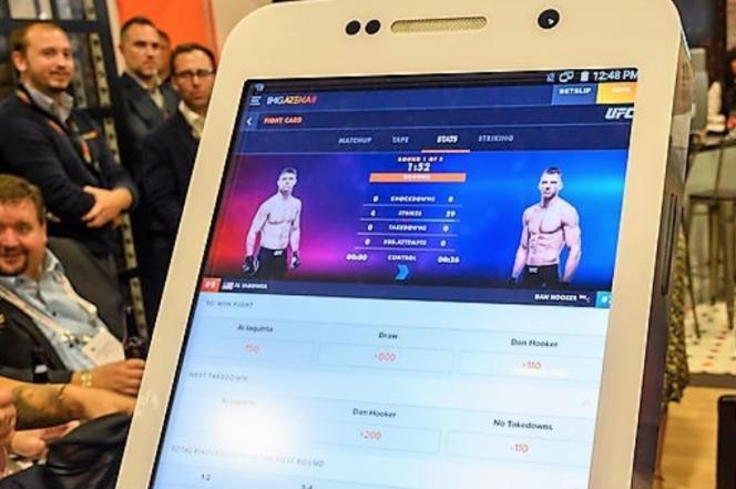 G2E Sports Betting Kiosk Article