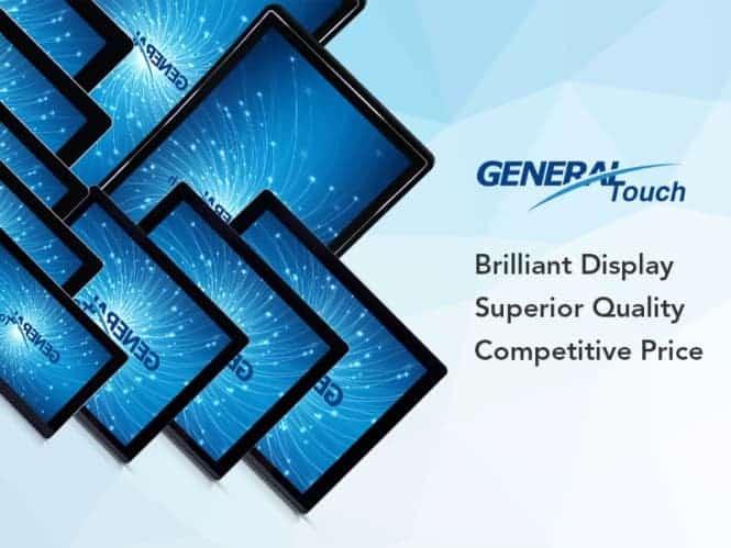 generaltouch touchscreens