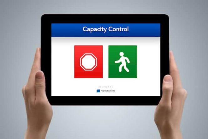 capacity control tablet