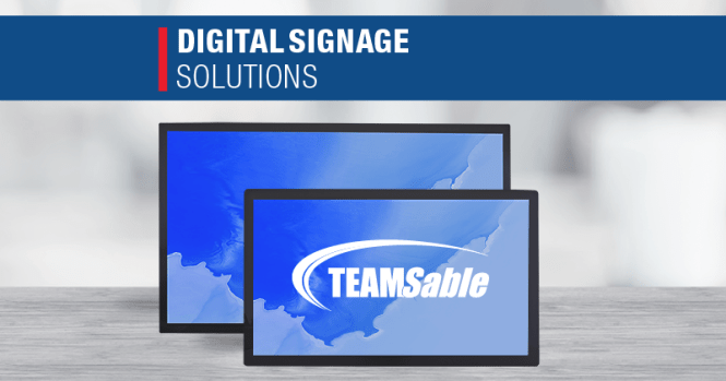 teamsable digital signage